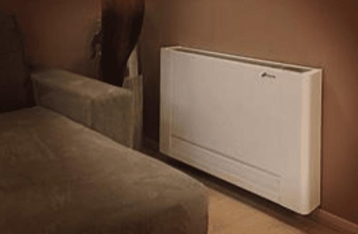 Impianto di riscaldamento fan coil